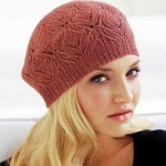 Örgü Şapka Modelleri 2016
