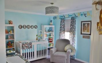 Özge Bayrak: bebek odası dekorasyon önerileri