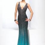Şık Uzun Gece Elbiseleri Modelleri