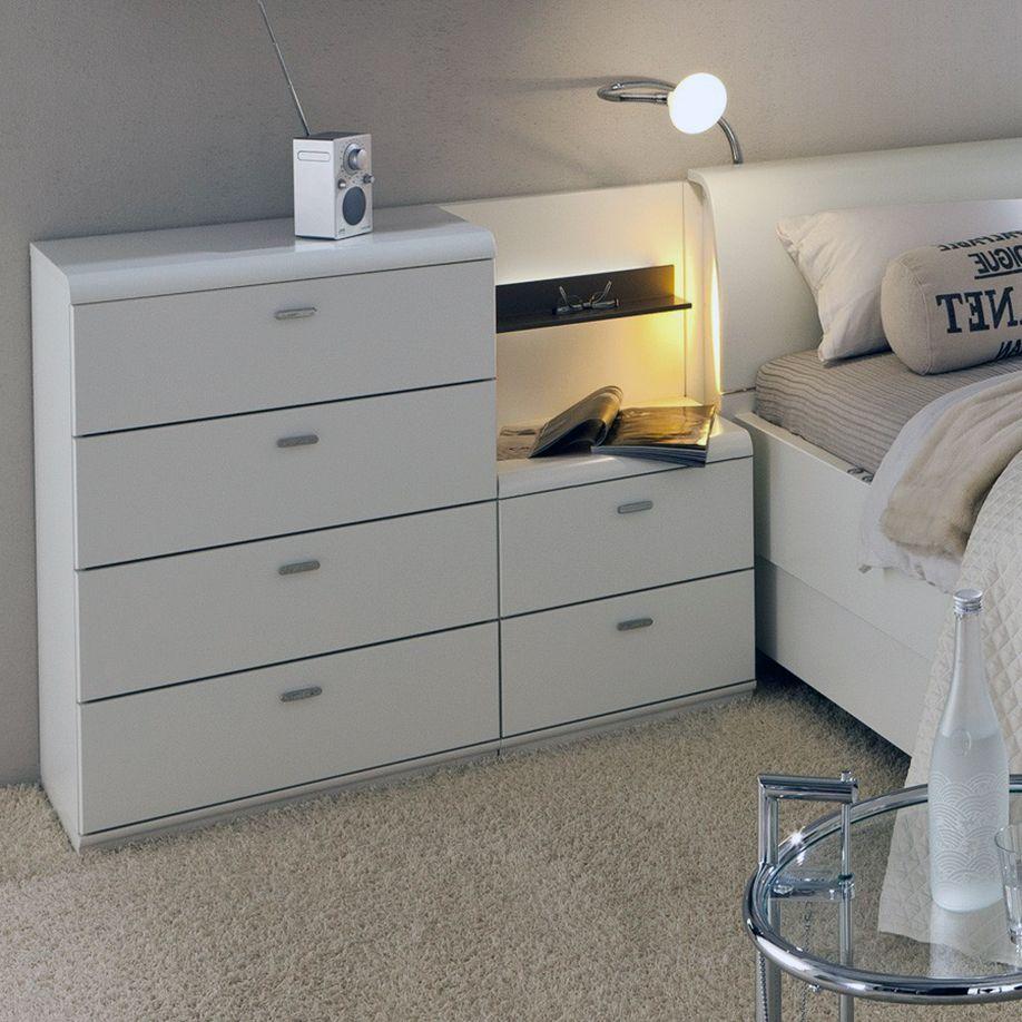 Yatak Odanıza Yakışacak KomidinlerDekorasyon Fikirleri Ve