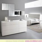 Yatak Odası Tipi Ayna Modeli