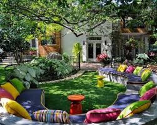 Yeni Bahçe Dekorasyon Fikirleri