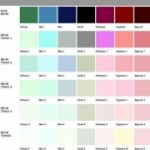 2014 Fawori İç Cephe Renk Kartelası ve Kataloğu