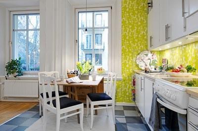 Açık Mutfaklı Salon Dekorasyonu | Yapı Dekorasyon 360