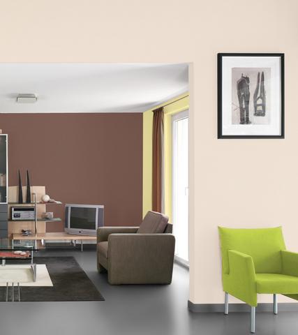 açık yeşil renk ile oturma odası boya renkleri - ev ...