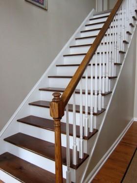 Ahşap Merdiven Modelleri | DenkBilgi.com