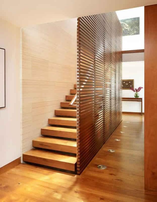 Ahşap Merdiven Modelleri | Tam Döner Merdiven