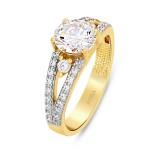 Altın tektaş yüzük, Evlilik teklifi, Yüzük modelleri, Altın