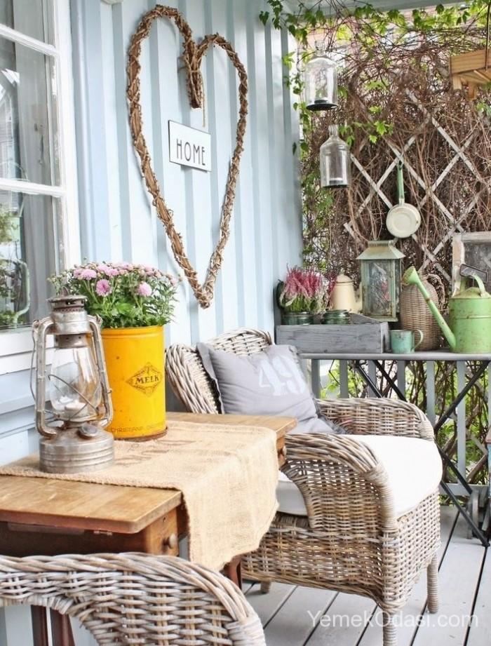 Balkon Aksesuarları | Yemek Odası