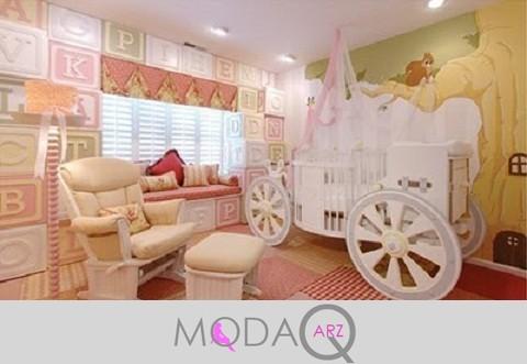 Bebek odası modelleri - Modaquaz.Com ®