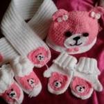 Bebek Şapka Modelleri Pinterest'te