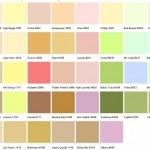 casati boya iç cephe duvar renkleri kartelası ve kataloğu kum