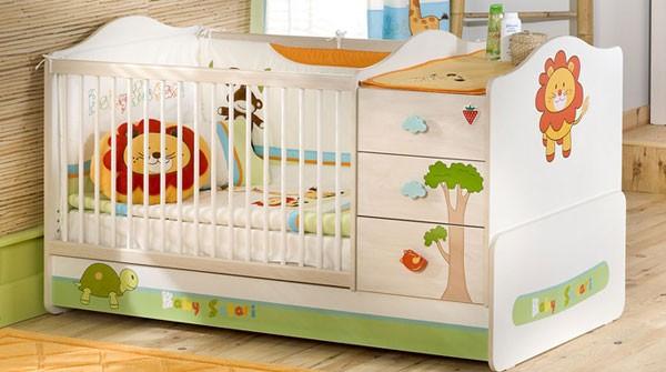 Çilek Bebek Karyolası ve Fiyatları - Dekorasyon Dünyası
