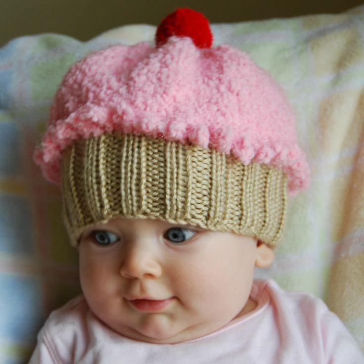 Вязание для малышей-шапки 45