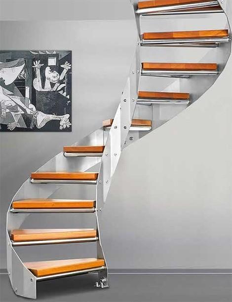 Dekoratif İç Mekan Merdiven Modelleri | Dekorstyle