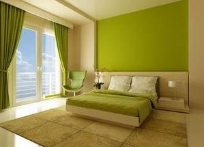 Duvar boyası renk seçimi, Mutfak, yatak odası, çocuk odası ...
