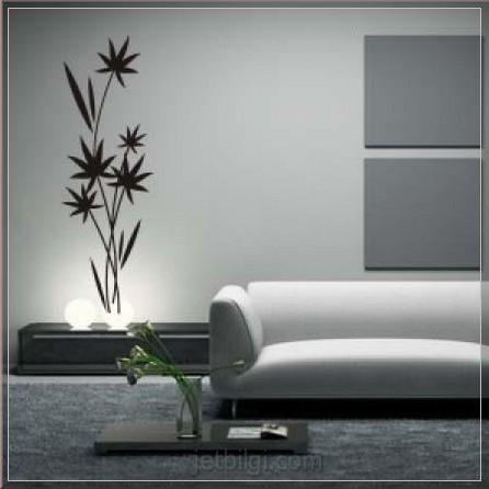 Duvar Kağıdı ve Etiketi Modelleri | Ev Dekorasyonu | Jetbilgi