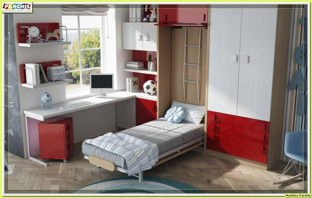 Duvara monte yatak modelleri ve ilham veren fikirler