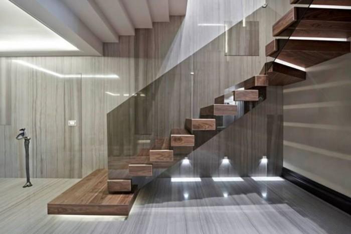En güzel ahşap merdiven modelleri