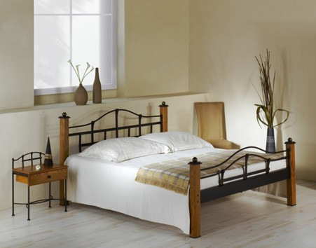 En Güzel Ferforje Yatak Modelleri | SecretHome