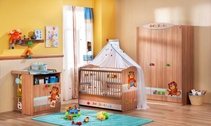 En Yeni Çilek Bebek Odası Modelleri 2015 | Dekorstili.com