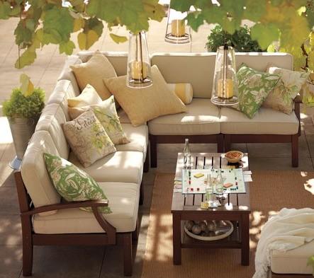 Ev Dekorasyon Fikirleri » Balkon-Bahçe