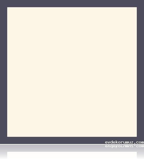 Ev Dekorumuz ~ Deniz Kabuğu Rengi Duvar Boyası ~ Ev Dekorasyonu