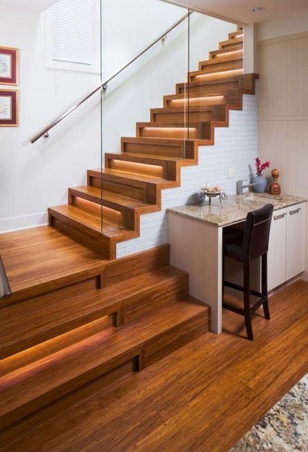 Ev İçi Ahşap Merdiven Modelleri 2016 | Dekorstyle