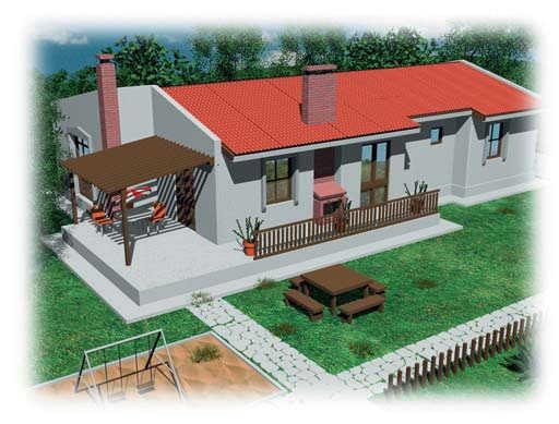 Ev planları ve örnekleri | Dekorasyonweb.com