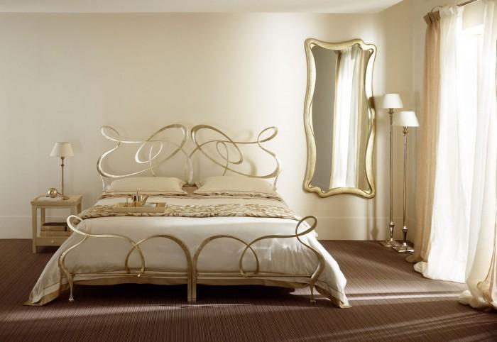 Ferforje Yatak Modelleri | Renkli Dekorasyon