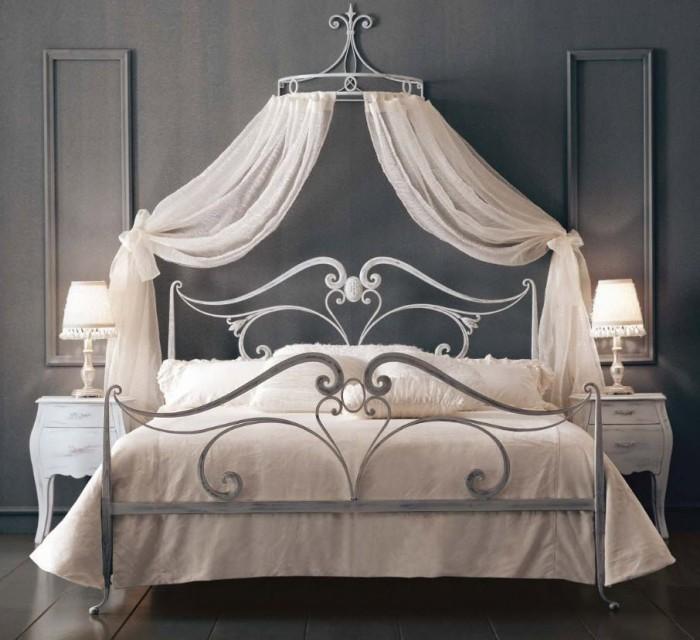 Ferforje Yatak ve Yatak Başlıkları