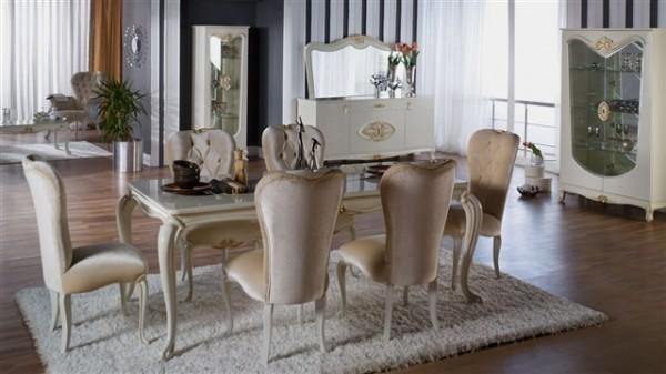 İstikbal yemek odası takımları 2013 (Queen) › Binbir Dekor