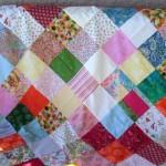 Kırkyama yatak örtüsü modelleri kırk yama örnekleri patchwork