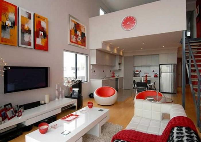 Kırmızı Dekorasyon Örnekleri 2012 | DekoRasyon ve Tadİlat Portalı