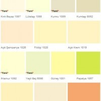 Marshall Boya Renk Kataloğu | Dekorasyon Önerileri ve ...