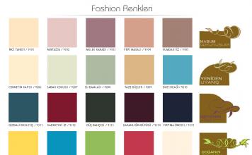 Marshall boya renk katalogu ve renkleri — Resimli Yemek