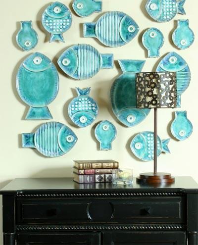 Modern Dekoratif Duvar Süsleri | SecretHome
