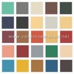 Polisan renk katalogu 2011 a — Resimli Yemek Tarifleri