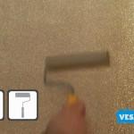 Simli Duvar Boyası Modelleri Uygulaması Video