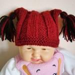 Şirin Örgü Bebek Şapka Modelleri – Örgü Modelleri, Anlatımlı