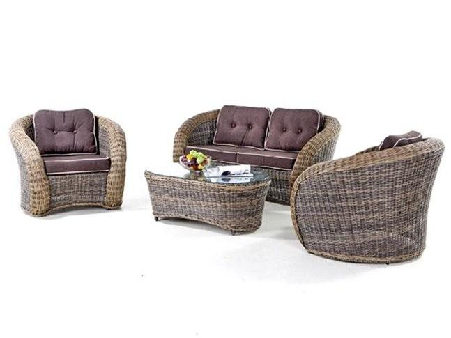 tepe home hasir bahce oturma grubu modelleri | Dekorstyle