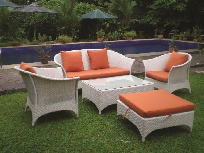 Tunis Living Set Bahçe ve Balkon Oturma Grubu Alize | accayip.com