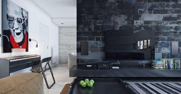 Tv arkası duvar kağıdı modelleri 2014