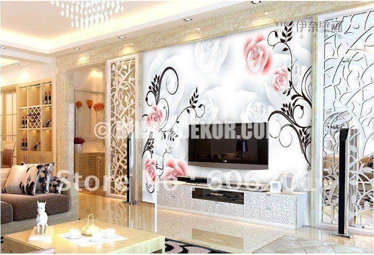 TV arkası duvar kağıdı modelleri › Binbir Dekor