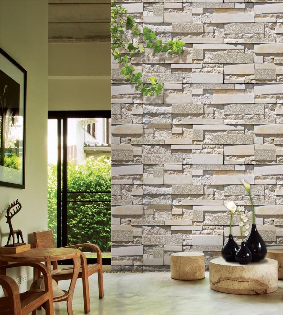üç boyutlu duvar kağıtları nerelerde kullanılır | Yeni tarz ...