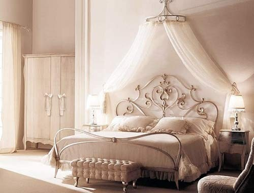 Yatak Odasında Cibinlik   Yapı Dekorasyon 360
