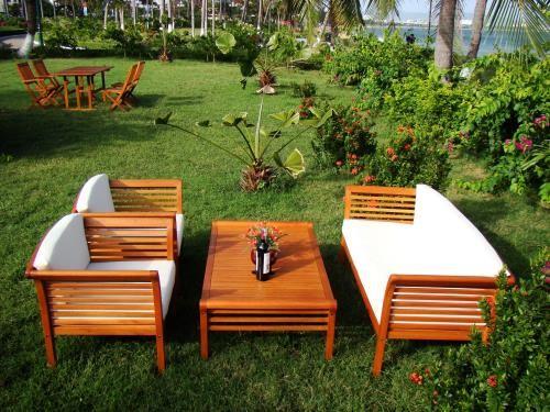 yeni moda bahçe mobilyaları 2015 - Pembedekor
