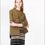 Zara Giyim 2016 Kışlık Bayan Ceket Modelleri