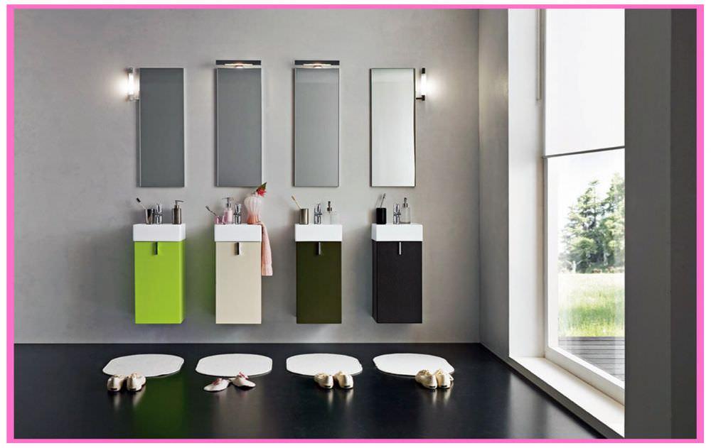 Banyo dolaplari ve lavobo modelleri — Resimli Yemek Tarifleri