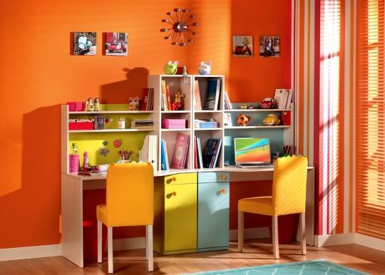 Çocuk Çalışma Masası Modelleri - Ev Dekorasyonu ve Mobilya ...
